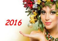 Встречаем Новый 2016 год